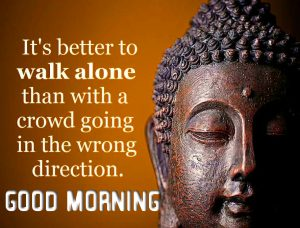 Good Morning Quotes by Buddha