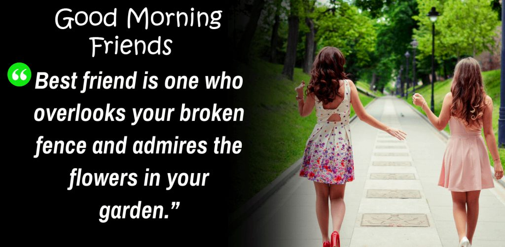 47+ Good Morning Wishes for Friends in English