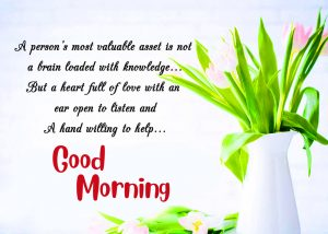Willing Quotes Good Morning Image