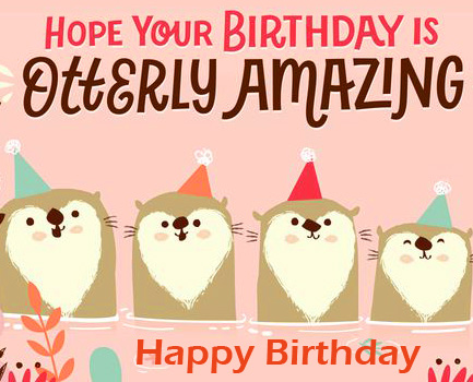 Animated Happy Birthday Picture for Friend