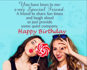 Happy Birthday Friends Picture HD