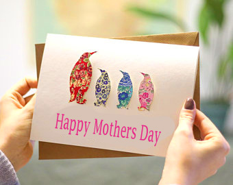 Happy Mothers Day Cute Card Picture