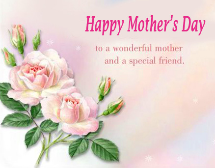 Happy Mothers Day Greeting Message Image