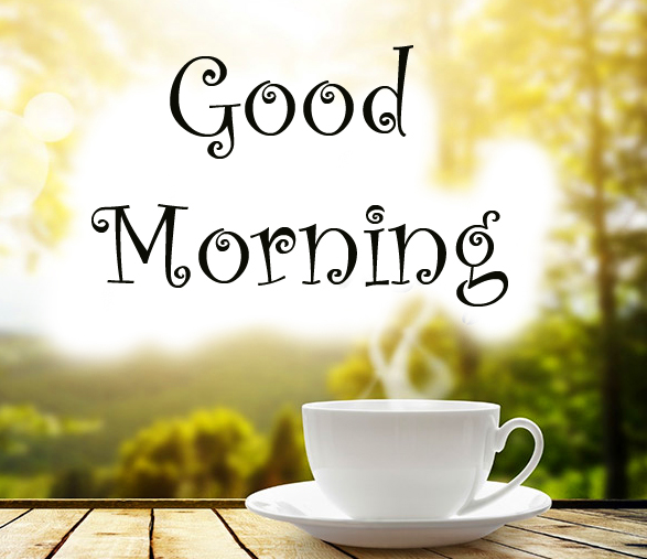 Coffee Cup Good Morning Picture