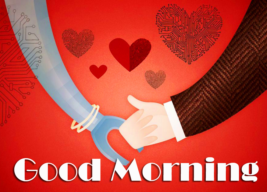 Romantic Creative Good Morning My Love Picture