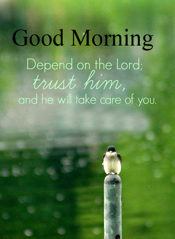 Best Trust Lord Message with Good Morning Wish